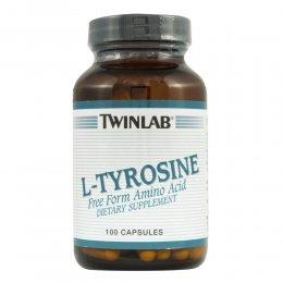 L-Tyrosine 500 mg 100 капс