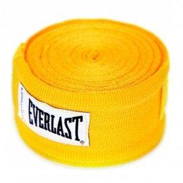 Боксерские бинты Everlast х/б (жёлтый)
