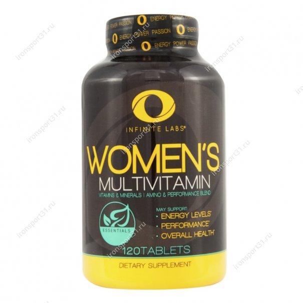 Women's Multivitamin 120 таб