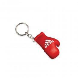 Брелок боксёрская перчатка Adidas (красный)