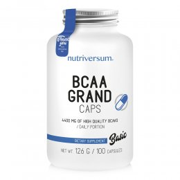 BCAA Grand Caps 100 капс