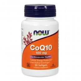 CoQ10 100 мг 50 капс
