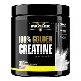 100% Golden Creatine 300 гр