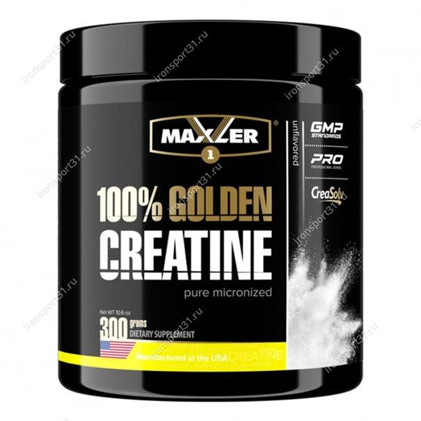 100% Golden Creatine 300 гр