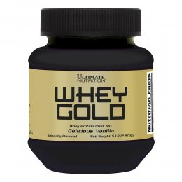 Пробник Whey Gold 34 гр