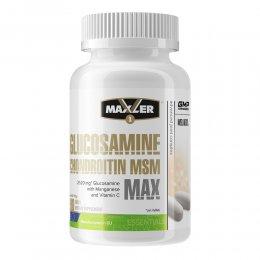 Glucosamine Chondroitin MSM Max 90 таб