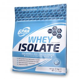 Whey Isolate 2000 гр