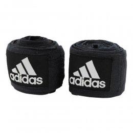 Боксерские бинты Adidas AIBA New (чёрный)