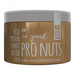 Арахисовая паста Pro Nuts 450 гр