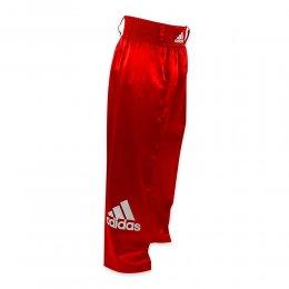 Брюки для кикбоксинга Adidas Pants Full Contact (красный)