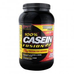 100% Casein Fusion 1008 гр
