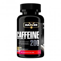 Caffeine 200 mg 100 таб