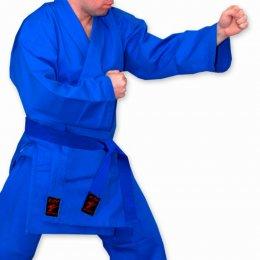 Кимоно для русского и рукопашного боя Рэй-спорт (синий)