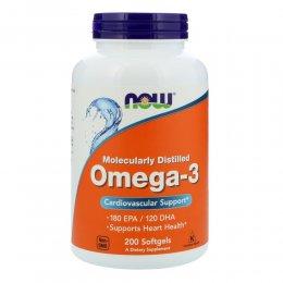 Omega-3 1000 mg 200 капс