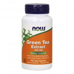 Green Tea Extract 400 mg 100 капс