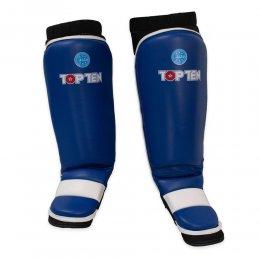 Защита голени и стопы Top-ten (синий)