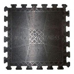 Коврик резиновый 400х400х12 мм
