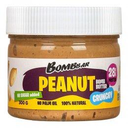 Арахисовая паста Peanut Bomb Butter 300 гр