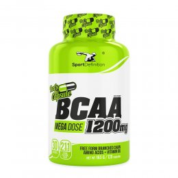 BCAA 1200mg That's The Capsule 120 капс