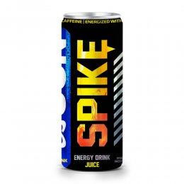 Энергетический напиток Spike Juice Energy Drink 250 мл