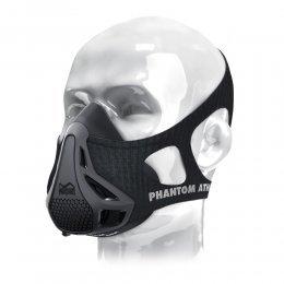 Тренировочная маска Phantom Training Mask (чёрный)