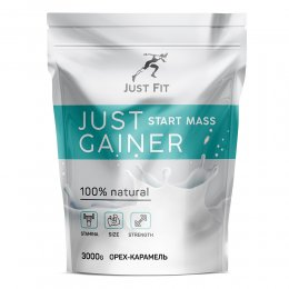 Just Gainer 3000 гр