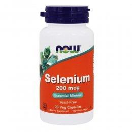 Selenium 200 mcg 90 капс