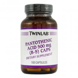 Pantothenic Acid Caps 100 капс