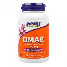 DMAE 250 mg 100 капс