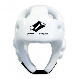 Шлем для тхэквондо ProfSport (белый)