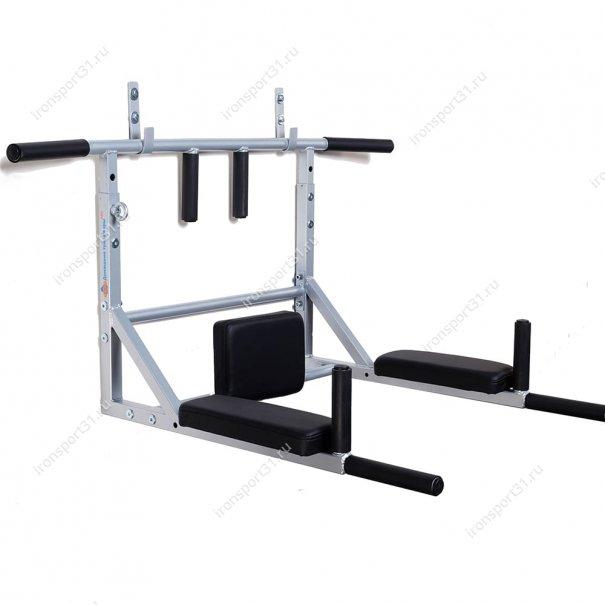 Турник-брусья-пресс 3 в 1 Home Gyms