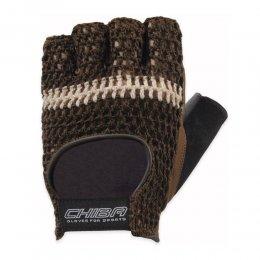Перчатки для фитнеса Chiba Athletic (коричневый)