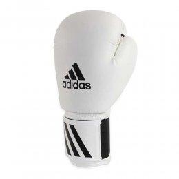 Перчатки боксёрские Adidas Speed 50 PU (белый)