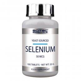 Selenium 50 mcg 100 таб