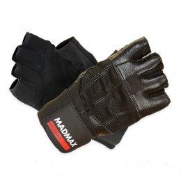 Перчатки мужские Mad Max Professional (чёрный)