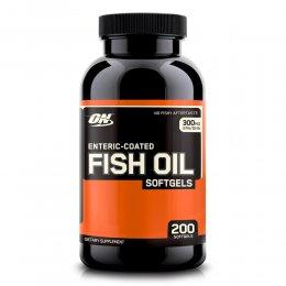 Fish Oil Softgels 200 капс