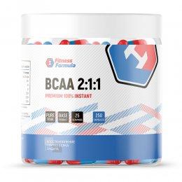 BCAA 2:1:1 Premium 250 капс