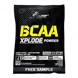 Пробник BCAA Xplode Powder 10 гр