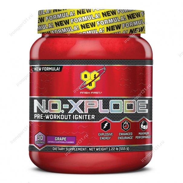 N.O.-Xplode Pre-Workout Igniter 555 гр
