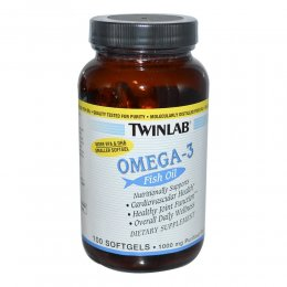 Omega 3 Fish Oil 100 капс