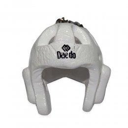Брелок шлем Daedo (белый)