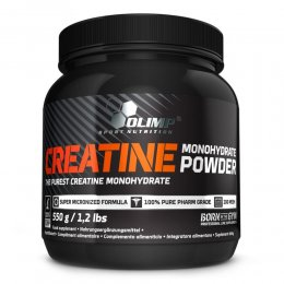 Creatine Monohydrate Powder 550 гр