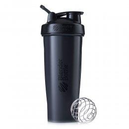 Шейкер Blender Bottle Classic Full Color 946 мл (чёрный)