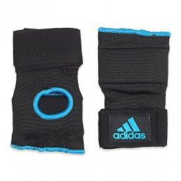 Накладки внутренние Adidas Super Inner Gloves (чёрный/синий)