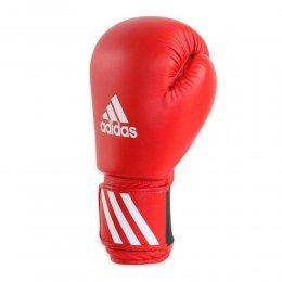 Перчатки боксёрские Adidas Speed 50 PU (красный)