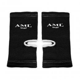 Голеностопный бандаж AML (чёрный)