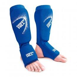 Защита голени и стопы Green Hill (синий)