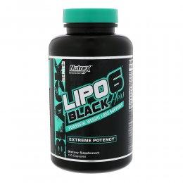 Lipo-6 Black Hers 120 капс