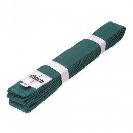 Пояс для кимоно Clinch (зелёный)