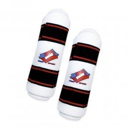 Защита голени и предплечья (щитки) ProfSport Luxe